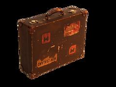 Travel Unpackaged suitcase