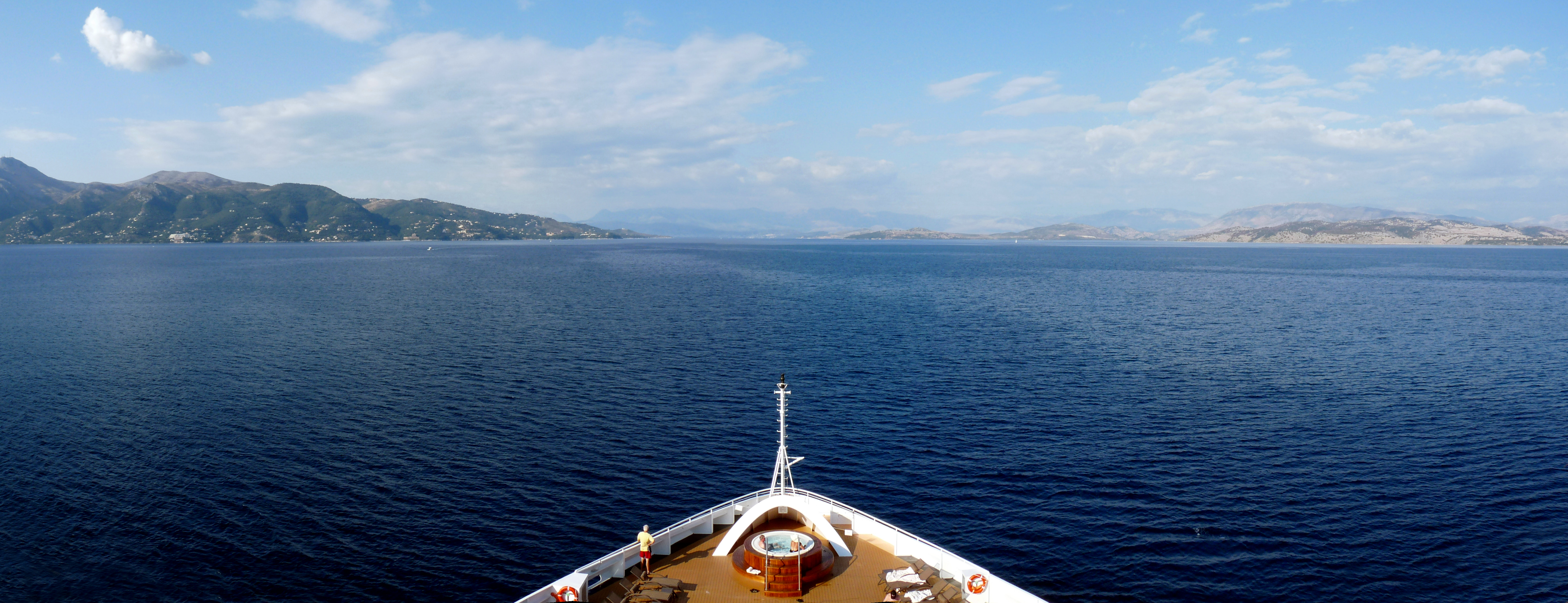 Take a cruise on the Adriatic