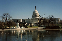 Washington DC, USA, Capitol Building