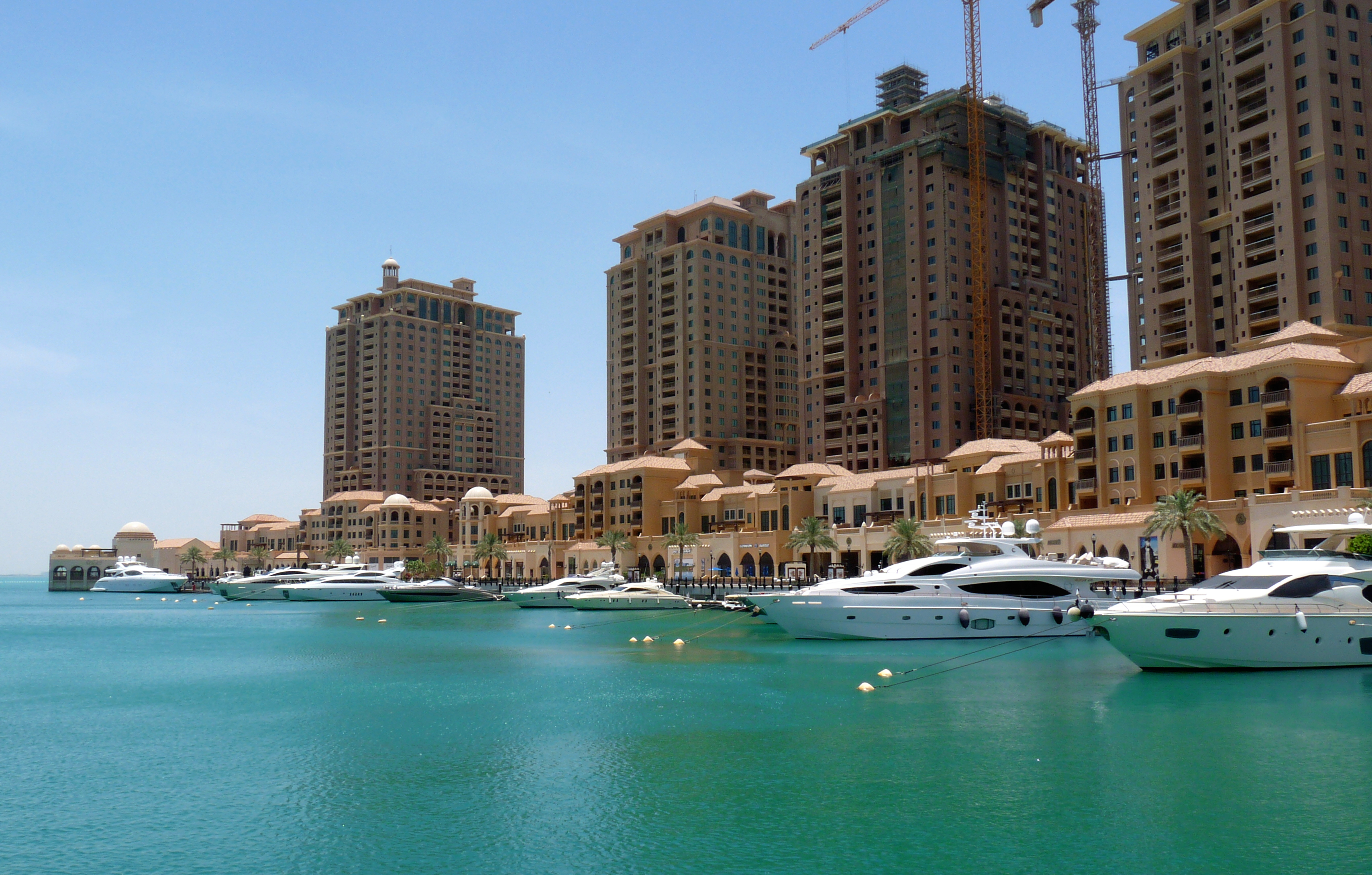 Wealthy Doha, Qatar