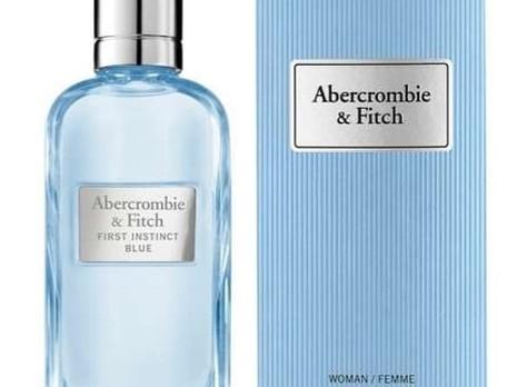 Парфюмерный обзор аромата First Instinct Blue For Her Abercrombie & Fitch
