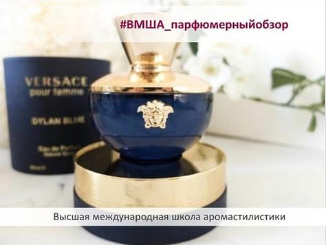 Парфюмерный обзор аромата Versace pour Femme Dylan Blue Versace