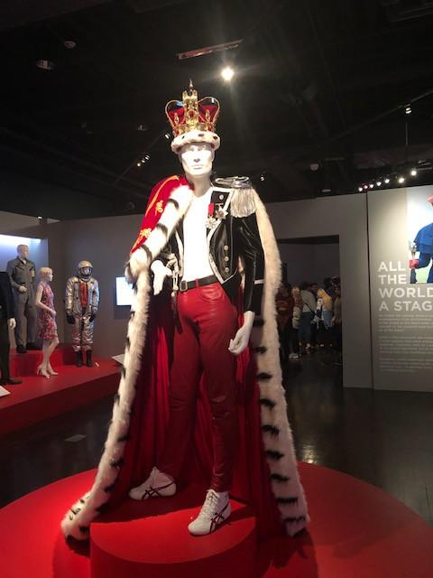 Freddie Mercury King's Robe