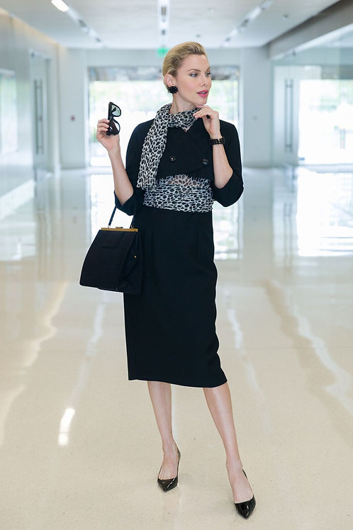 Womens Work Dress and Jacket