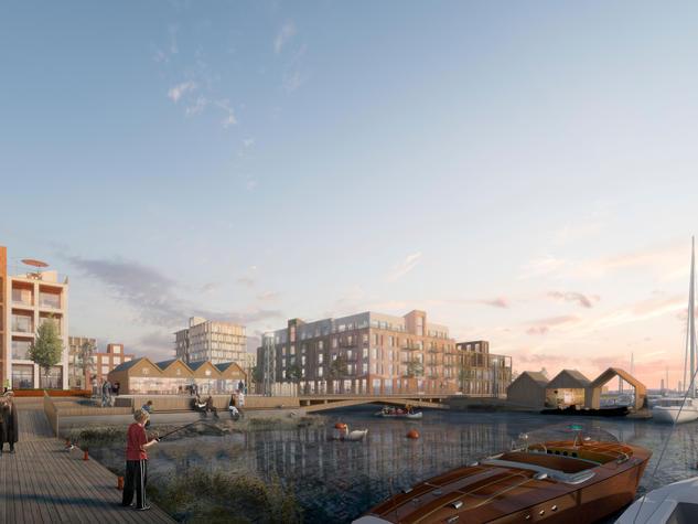 Viinikanlahti - International Urban Ideas Competition