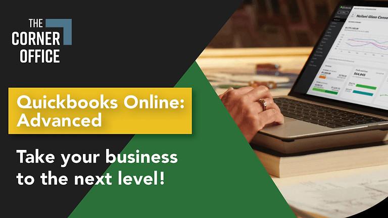Quickbooks Online Advanced Training (2 half days)