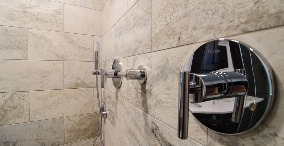 Custom waterproof shower