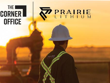 Prairie Lithium: Zach Maurer