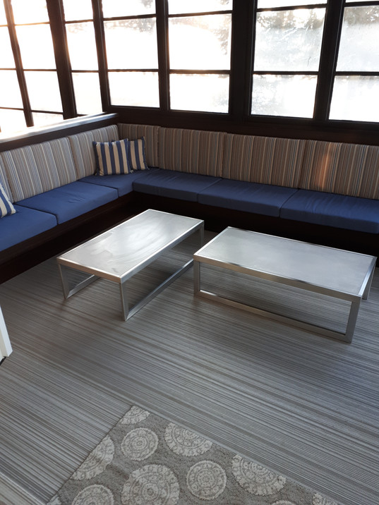 hoppe's custom coffee tables