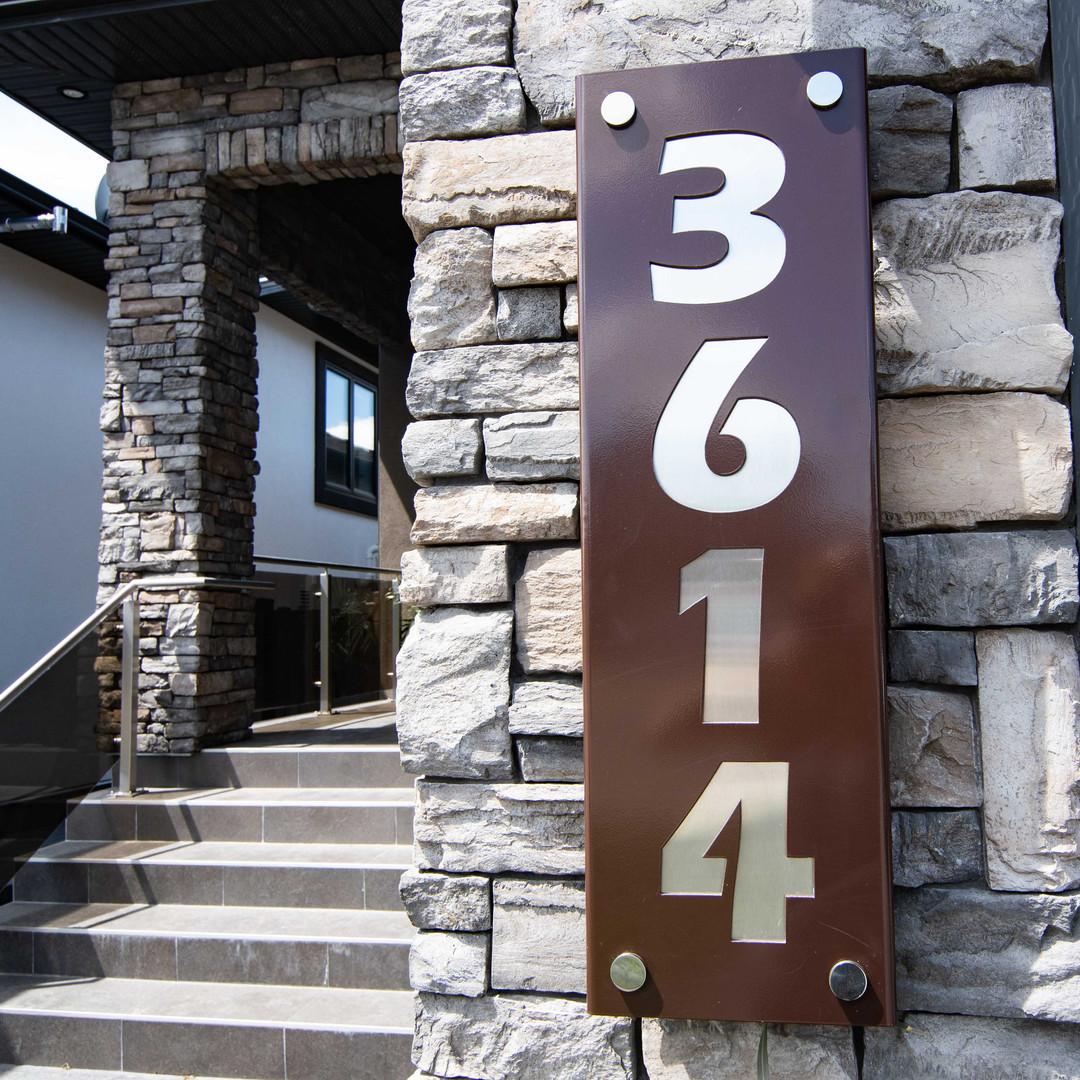hoppe's house numbers