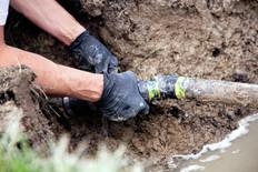 How dangerous is a pipe leak?