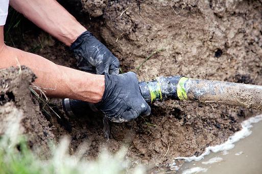 Underground services location and identification for excavation in hobart tasmania