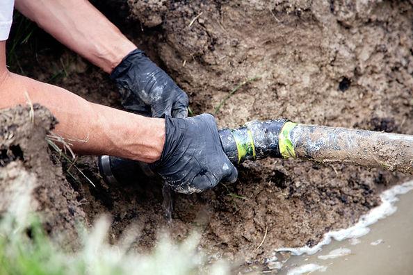 cast iron pipe damage sarasota florida public adjuster hvac plumbing florida