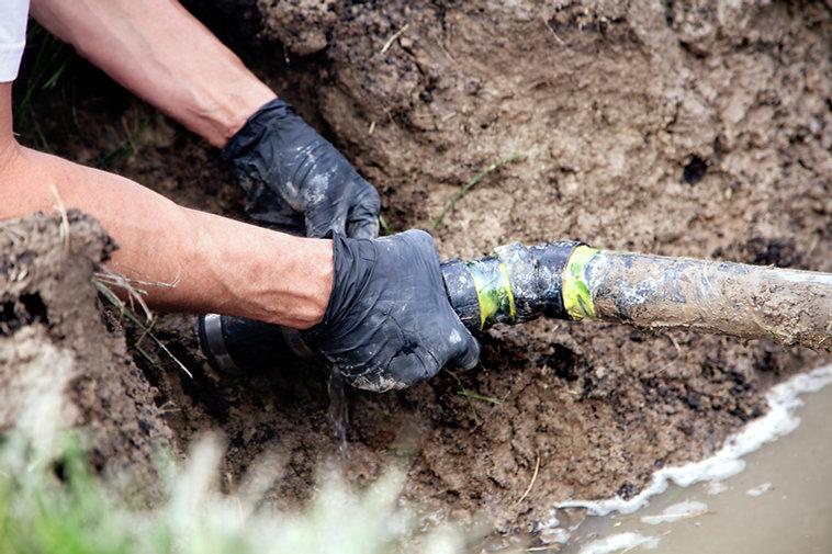 Repairs Drainage