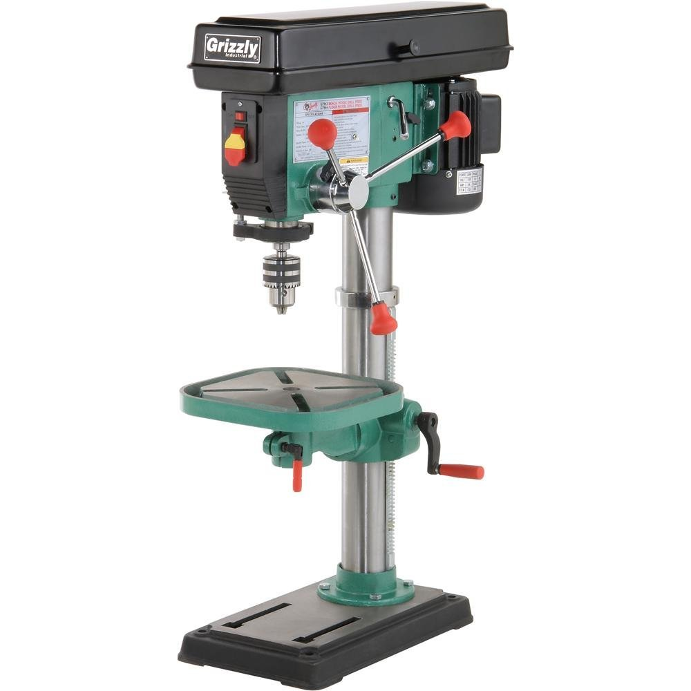 Grizzly Top Drill Press