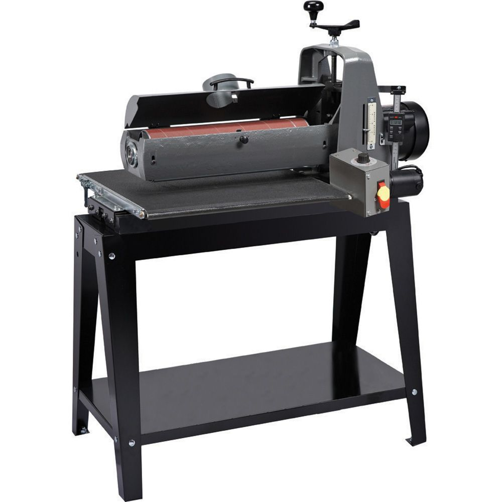 19-38 Supermax Drum Sander