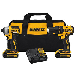 Dewalt Brushless Drill and Impact Co