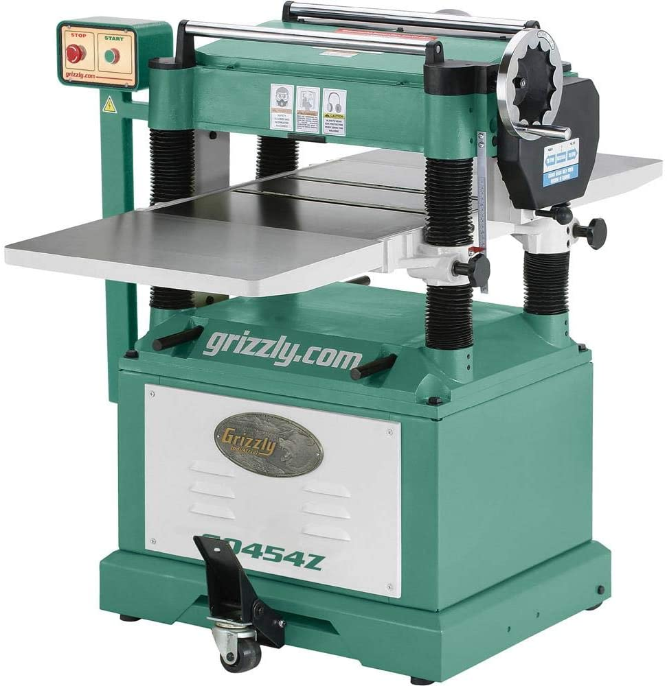 Grizzly 20 Inch planer