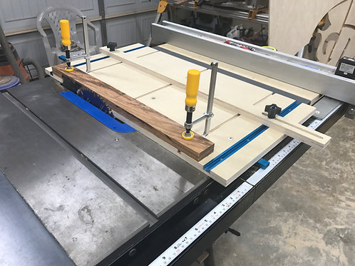Table Saw Jointing/Tapering Jig