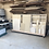 Thumbnail: Easy Mobile Plywood Storage Cart