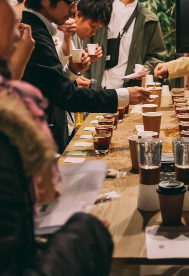 Cup of Asia/COA's Cupping