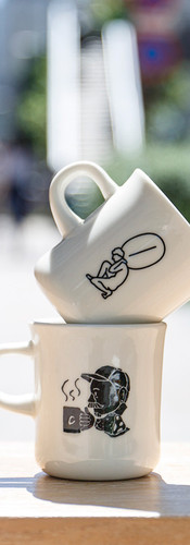 Original Mug Cup ※a pic from tha official web