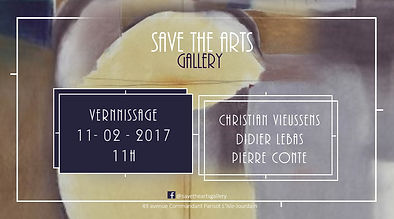Christian Vieussens I SAVE THE ARTS