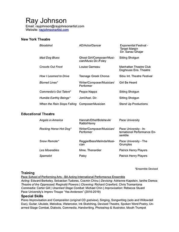 Ray Johnson Resume and Headshot.jpg