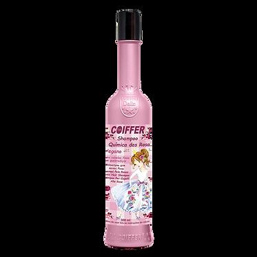 Шампунь Química das Rosas для придания волосам объема