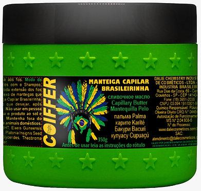 Маска для волос MANTEIGA CAPILAR BRASILEIRINHO