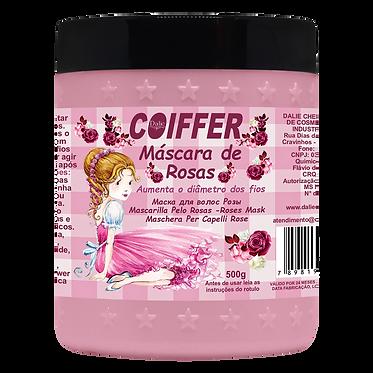 Маска Química das Rosas для увлажнения и придания волосам объема