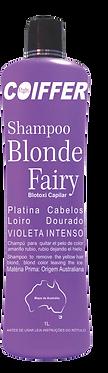 Шампунь для волос BLOND FAIRY LIMPEZA  ШАГ 1