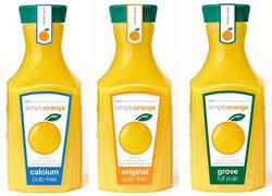 Simply Orange Rebrand