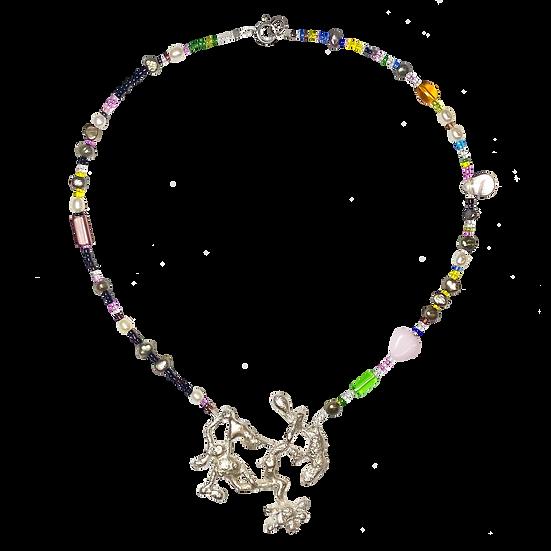 Amoeba Necklace 2