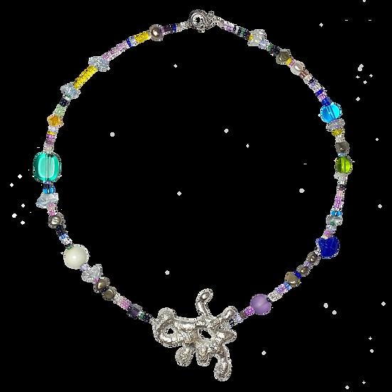 Amoeba Necklace 5