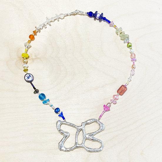 Morpho Necklace 3