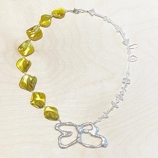 Morpho Necklace 4