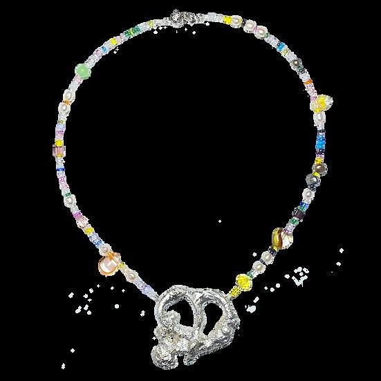 Amoeba Necklace 1