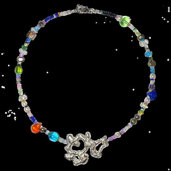 Amoeba Necklace 3