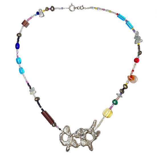 Amoeba Necklace 8