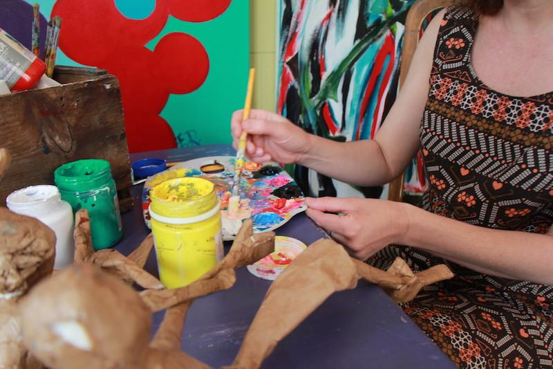 Atelier Fazendo Arte Eloisa Remedio