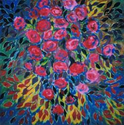 Rosas - buquê