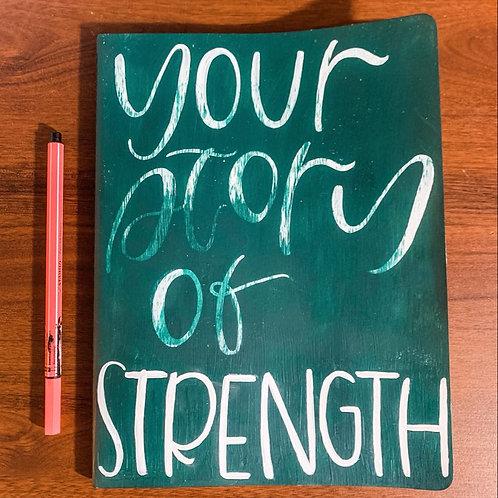 story of strength