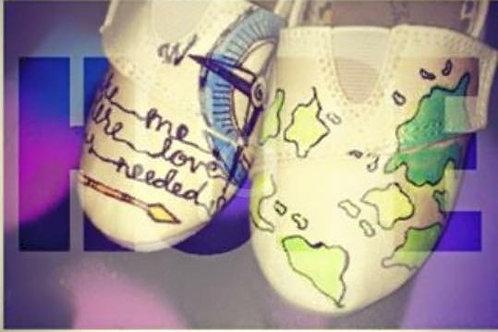 Walk in Love Shoes