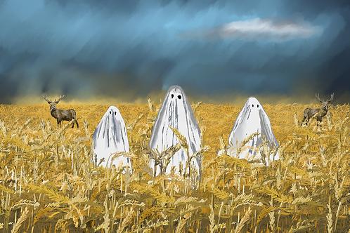 Spook the herd