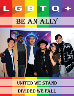 LGBTQ Quote Poster