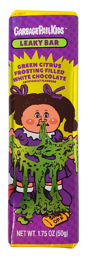 GPK Leaky Lindsay Candy Bar Front