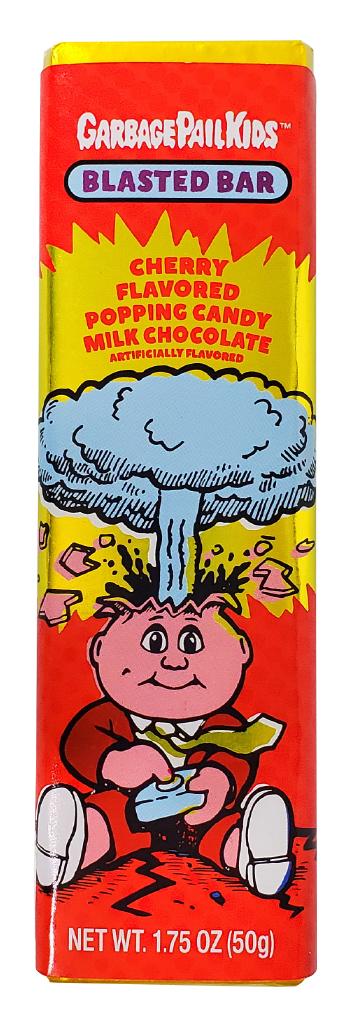GPK Adam Bomb Candy Bar Front