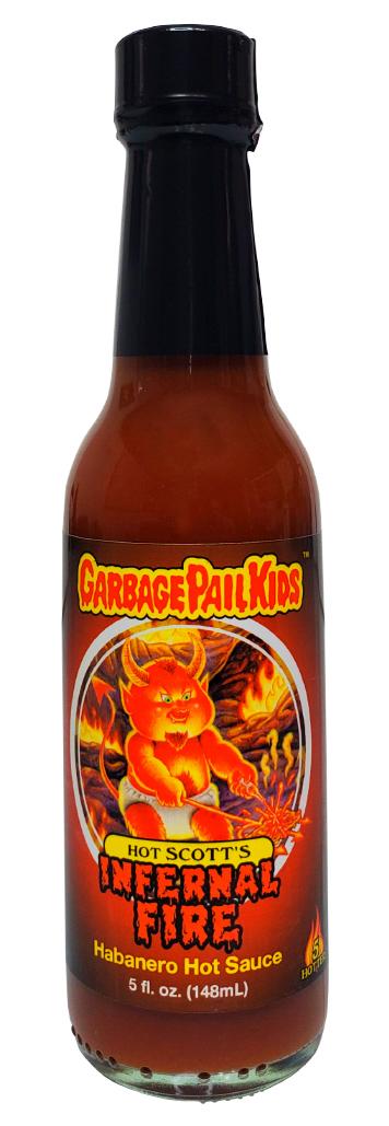FYE GPK Hot Scott Hot Sauce Exclusive