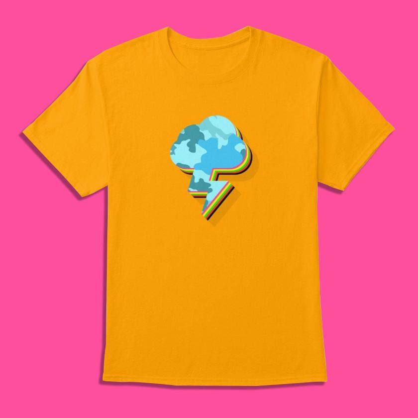 🌩️ Thunder Cloud Street Wear